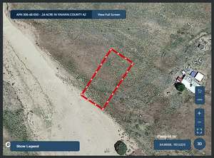 Eleven Lakes 0.25 Acre in Paulden, Arizona - $59 down & $59 a month! - Once Upon a Brick Inc. Land Investments