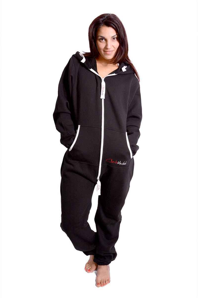 Black Out Onesie