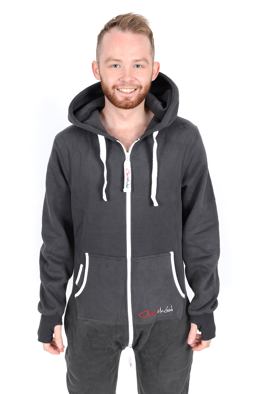 Chilled Charcoal Onesie
