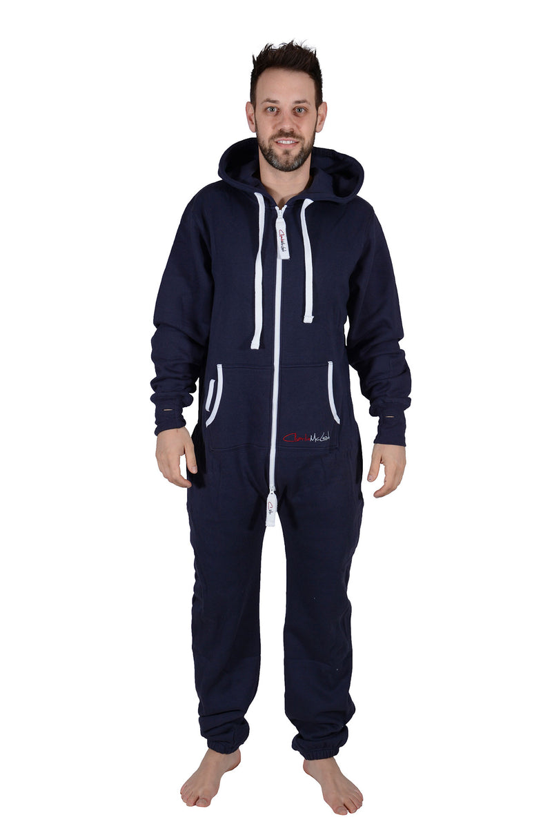 All New Onesie Navy