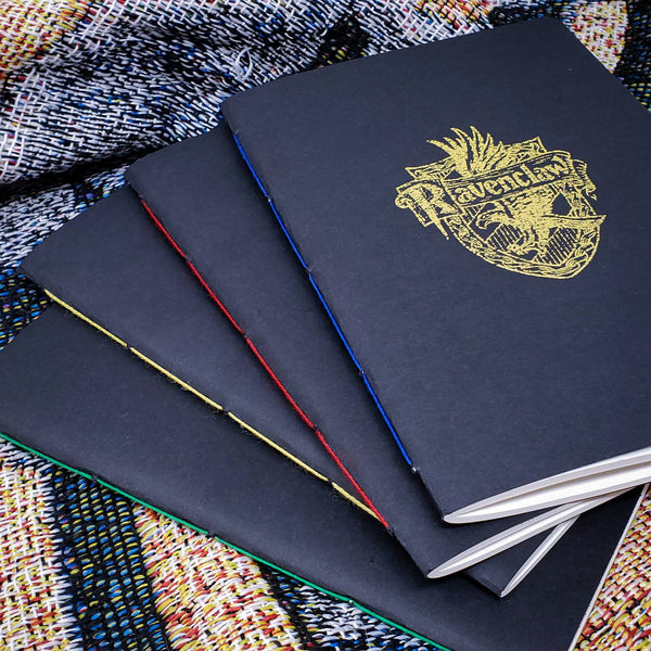 "Hogwarts House Notebook 5"" x 7"""