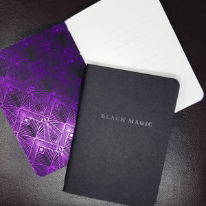 Black Magic Notebook