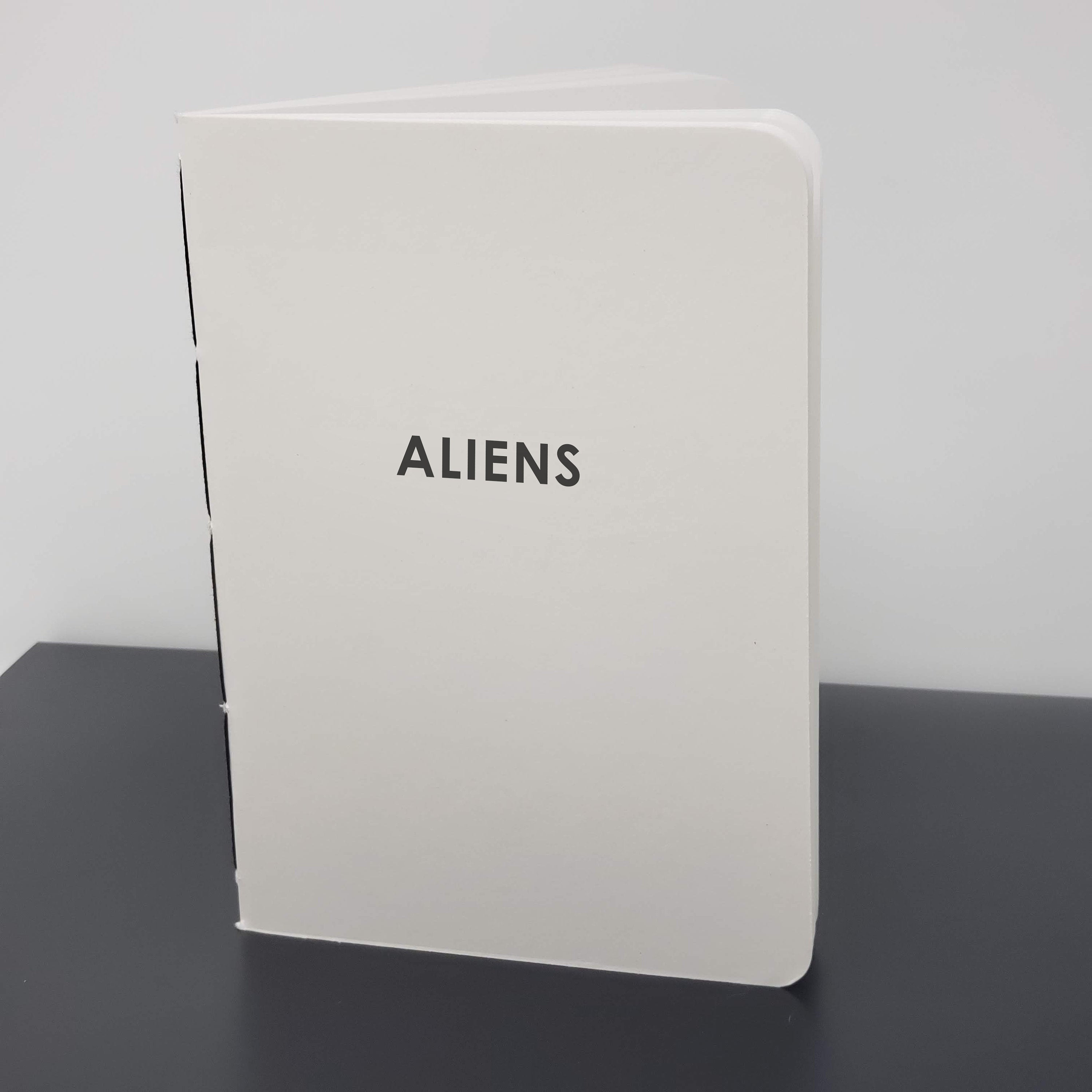 Personalized Notebook with Custom Title