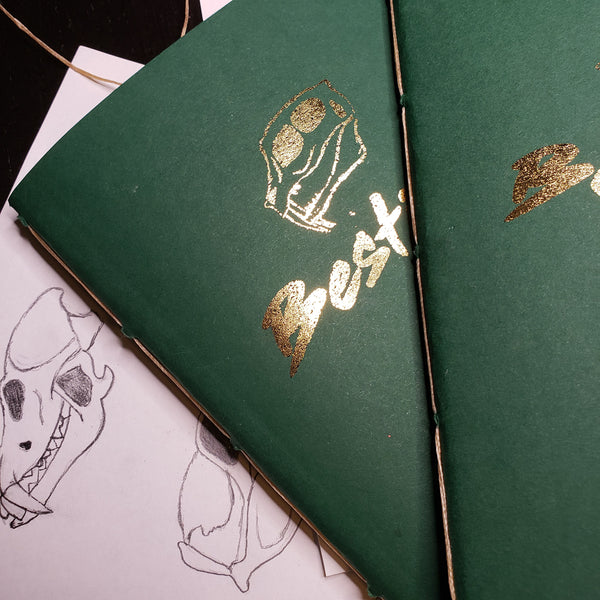 Bestiary Notebook