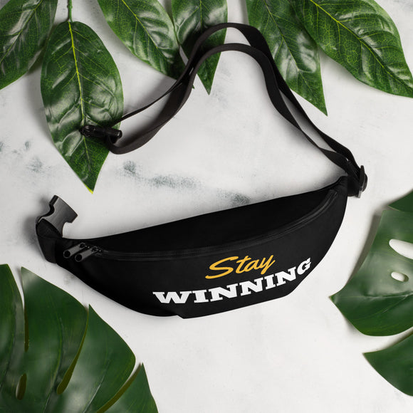 Stay Winning - Fanny Pack