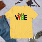 She's A VYBE - Unisex T-Shirt
