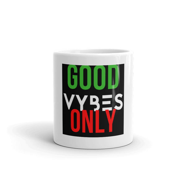 GOOD VYBES ONLY - Mug