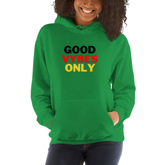 Good Vybes Only - Unisex Hoodie