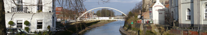 The New St Botolph's Bridge