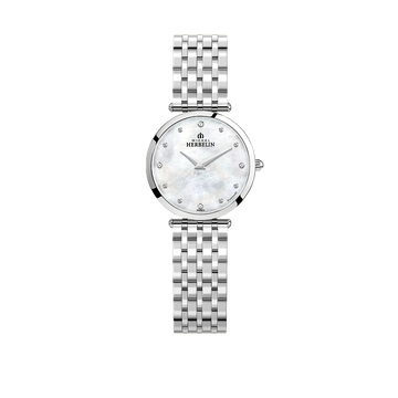 Ladies Michel Herbelin Diamond Epsilon Watch
