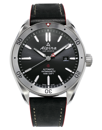 Mens Alpina 4 Watch