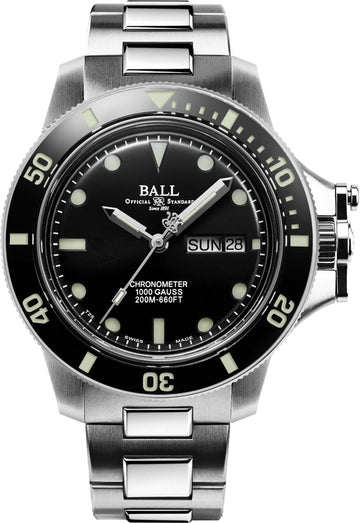Mens Original Engineer Hydrocarbon Ball Watch