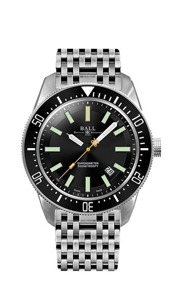 Mens Skindiver II Ball Watch