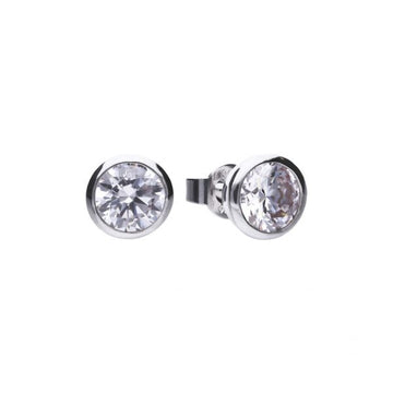 Diamonfire 2.00ct CZ Stud Earrings