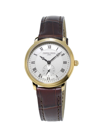 Ladies Frederique Constant Strap Watch