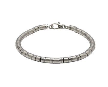 Unisex Unique & Co Steel Bracelet