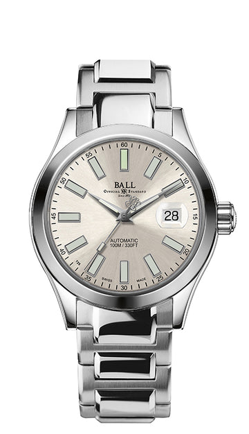 Mens Engineer II Marvelight Ball Watch