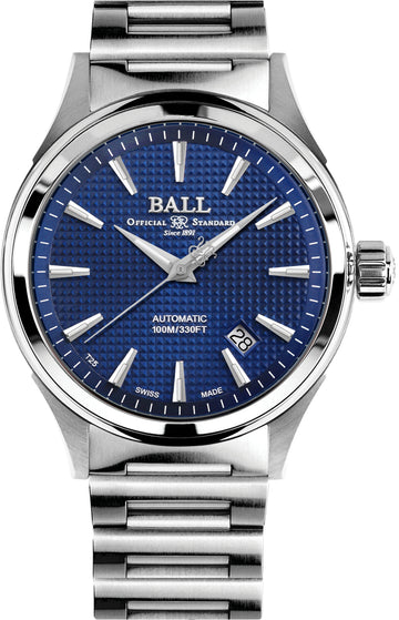 Mens Fireman Victory Ball Watch