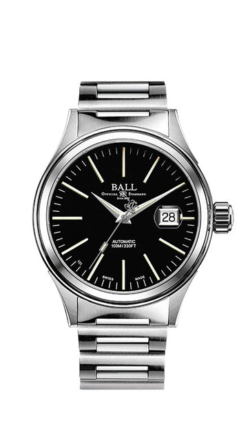 Mens Fireman Enterprise Ball Watch