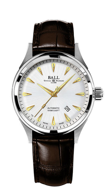Mens Fireman Racer Classic Ball Watch