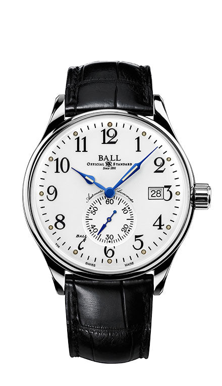 Mens Trainmaster Ball Watch