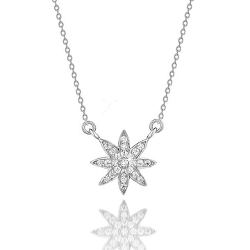 Vixi Large Nova Star Necklace