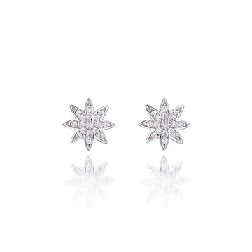 Vixi Nova Star Stud Earrings