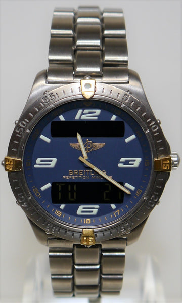 Mens Breitling Aerospace Watch