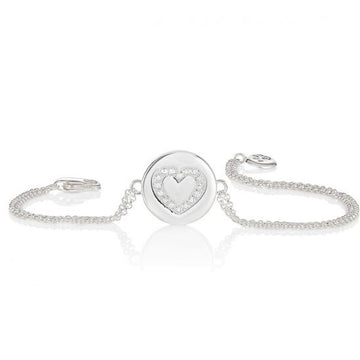 Molly Brown London Angel Of Mine Heart Bracelet