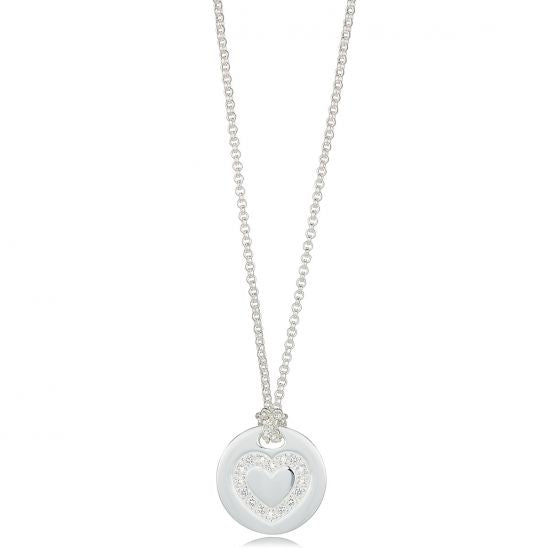 Molly Brown London Angel Of Mine Heart Necklace