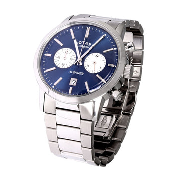 Mens Rotary Avenger Chronograph Watch