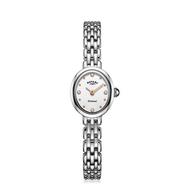 Ladies Rotary Diamond Balmoral Watch
