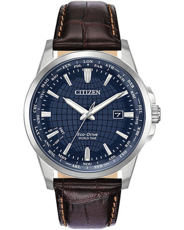 Mens Citizen World Time Perpetual Watch