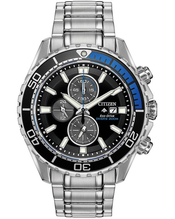 Mens Citizen Promaster Diver Watch