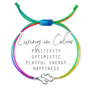 Vixi Daydreaming Living In Colour Friendship Bracelet