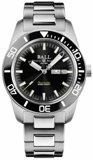 Mens Engineer Master II Skindiver Heritage Ball Watch