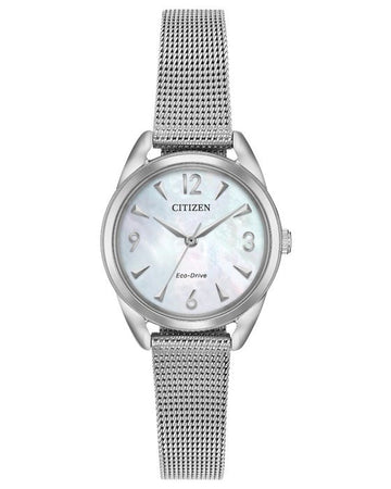 Ladies Citizen Mesh Watch