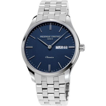 Mens Frederique Constant Bracelet Watch