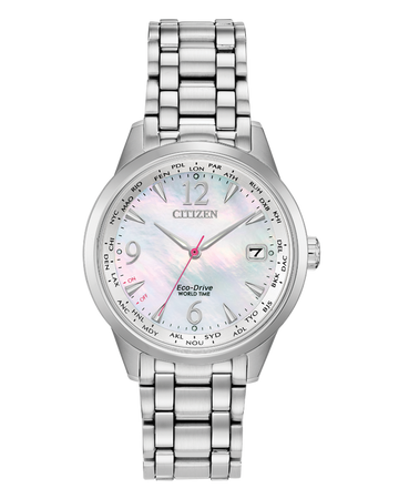 Ladies Citizen World Time Perpetual Watch