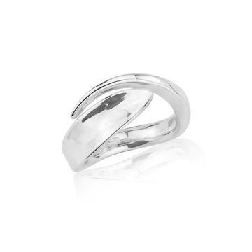 Sterling Silver Morgan Wrap Around Ring