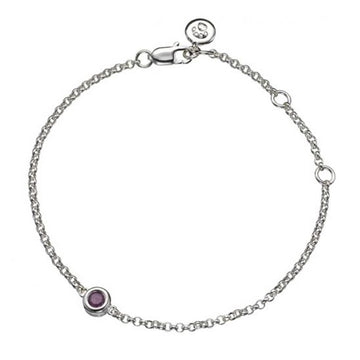 Molly Brown London July Birthstone Bracelet