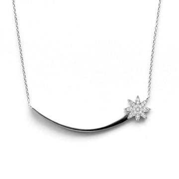 Vixi Nova Shooting Star Necklace