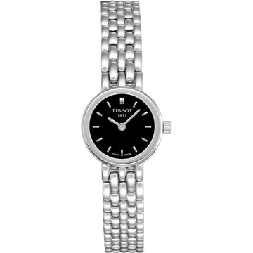 Ladies Steel Tissot Lovely Watch on Bracelet