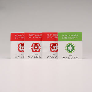 Walden Individual Bath Therapy Salt Packets