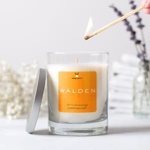 Walden Soy Candle- Orange Groves
