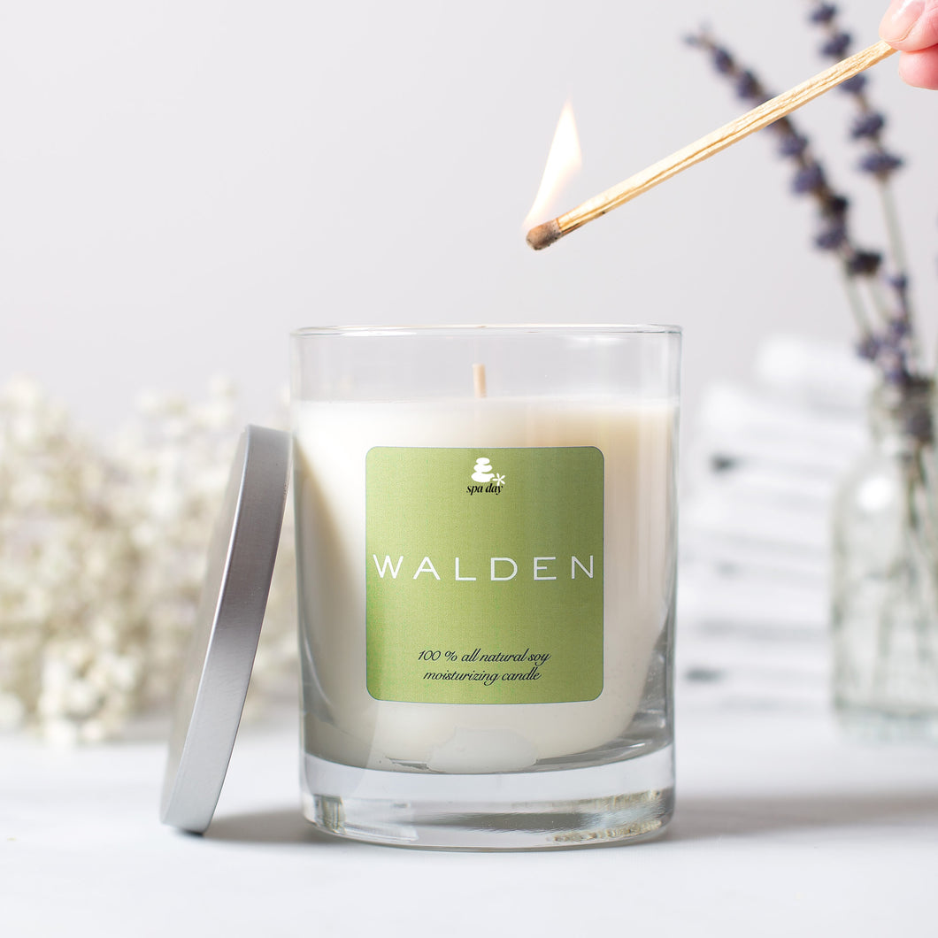 Walden Soy Candle - Spa Day