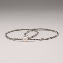 Load image into Gallery viewer, Freshwater Pearl &  Crystal Necklace