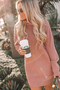 Sherobikini Believe Short Turtleneck Sweater