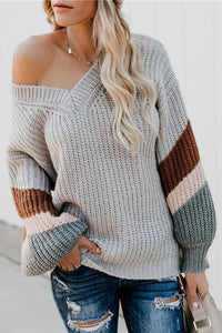 Sherobikini Megan Bubble Sleeve Sweater