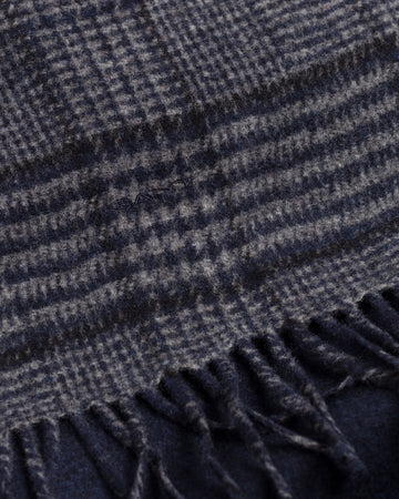 GANT ŠAL 9920132 Glen Check Wool